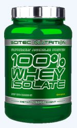 100% WHEY ISOLATE Scitec  2kg