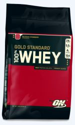 100% Whey Protein Gold 4,54kg BAG