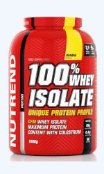 Nutrend 100% Whey Protein Isolate 1800 g