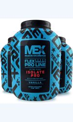 MEX ISOLATE Whey Protein 1,8kg