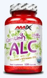 ALC - with Taurin & Vitamine B6 120 cps