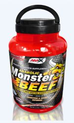 Anabolic Beef Monster 90% Protein 2,2kg