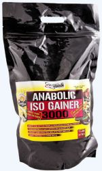 Metabolic Optimal ANABOLIC ISO GAINER 3000 3170 g