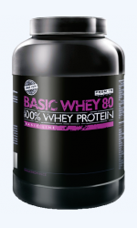 Basic Whey Protein 80 2,25kg PROM-IN