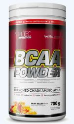 BCAA powder 700g limited edition, Hi Tec Nutrition