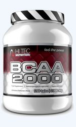 BCAA 2000 150 tablet, Hi Tec Nutrition