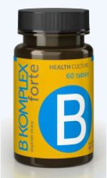 Pharma Future B-komplex forte 60 tablet