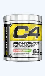 C4 (G4) Pre-Workout 390g (60 dávek) Cellucor