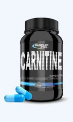 Carnitine 680mg 90cps MuscleSport