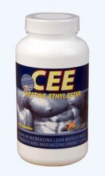 CEE (Creatine Ethyl Ester 750mg) 100cps. Vyprodáno!
