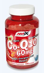 Coenzyme Q10 60mg 100cps