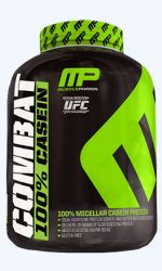 Combat 100% Casein 1800g MusclePharm