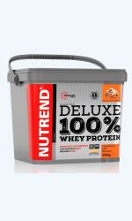 DELUXE 100% Whey Protein 4000 g