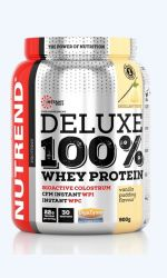 DELUXE 100% Whey Protein 900 g