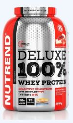 DELUXE 100% WHEY Protein 2,25kg