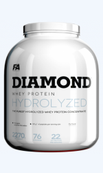 Diamond Hydrolysed Whey Protein 2,27 kg