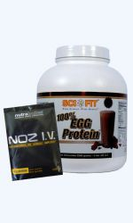 Egg Protein 2,27 kg + nápoj KnockOut Power 500ml zdarma