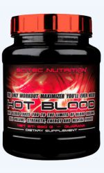 HOT BLOOD 3  820g , SCITEC