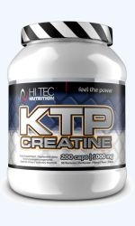 KTP Creatine 200cps, Hi Tec Nutrition