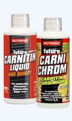L-Carnitin liquid  500ml + Carnichrom 500ml