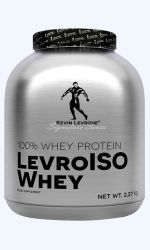 LevroISO Whey 2270g Kevin Levrone