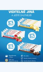 Maxsport Protein bar 60g 3+1 mix ZDARMA