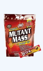 MUTANT MASS 6,8kg + 5x ROX protein bar 60g