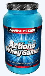 Whey gainer Actions  1000g