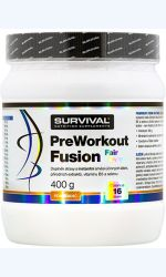 Survival PreWorkout Fusion Fair Power 400 g