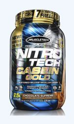 Muscletech NITRO-TECH Casein Gold 2250 g