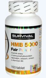 Survival HMB 5000 fair power 150 tablet