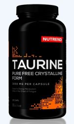 Taurine 120kps. NUTREND