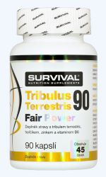 Survival Tribulus Terrestris 90% 90cps