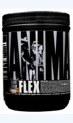 Animal FLEX Powder, pomeranč 381g
