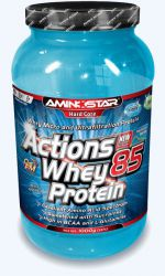 Whey protein Actions 85 1000g
