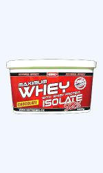 Whey Protein Isolate 2200 g XXtreme