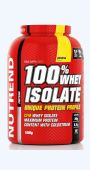 Obrázek Nutrend 100% Whey Protein Isolate 1800 g
