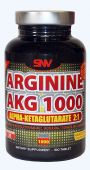 SNV Arginine NO-AKG 1000 100 tablet