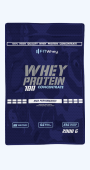 Obrázek FitWhey Whey Protein 100 Concentrate 900g