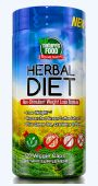 Obrázek Nature´s Food Herbal Diet 120 kapslí