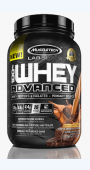 MuscleTech 100% Whey Advanced 2270 g
