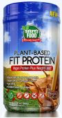 Obrázek Nature´s Food Plant-Based Fit Protein 800 g