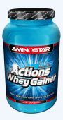Obrázek Whey gainer Actions  1000g